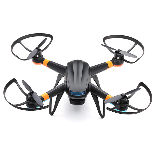 Global Drone GW007-1 Upgrade DM007 With 2.0MP HD Camera 2.4G 4CH 6 Axis One Key Return RC Quadcopter