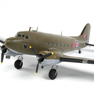 C-47 Skytrain Military Transport EPO 1600mm (PNF)-1