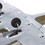 C-47 Skytrain Military Transport EPO 1600mm (PNF)-1
