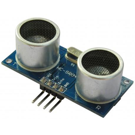 Módulo Ultrasónico HC-SR04