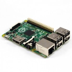 vRaspberry Pi Model B+ 512M