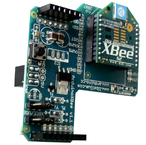 Arduino-Shield-Xbee