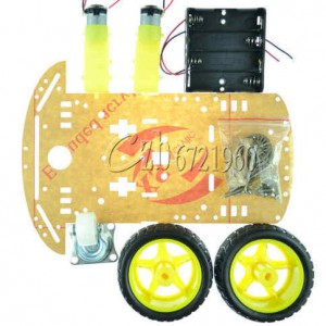 CHASSIS CARRO 2 MOTORES
