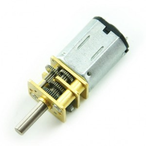 MICRO METAL GEARMOTOR N20 501