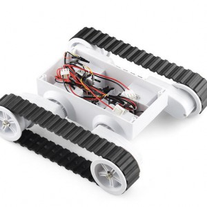 ROVER 5 CHASSIS (4 MOTORES CON 4 ENCODER)